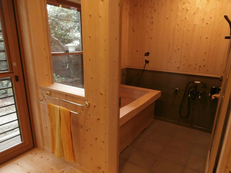 木造の耐震補強 葉山N邸